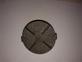 ÇAP: 50 mm KALINLIK 10 mm