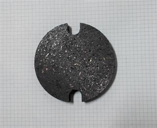 ÇAP:85 mm KALINLIK:8 mm